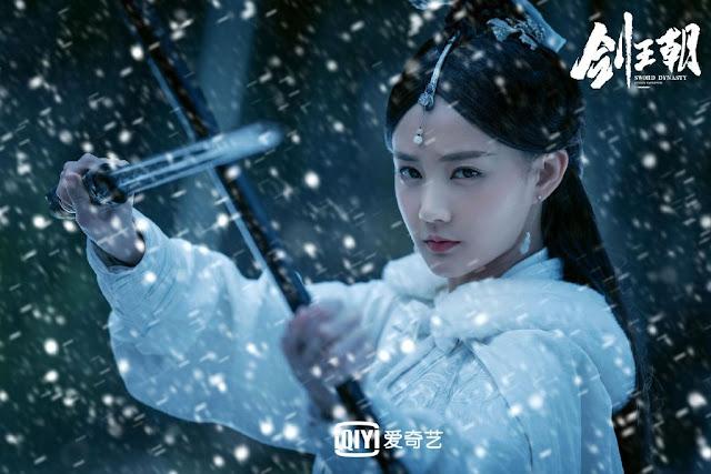 sword dynasty li yitong
