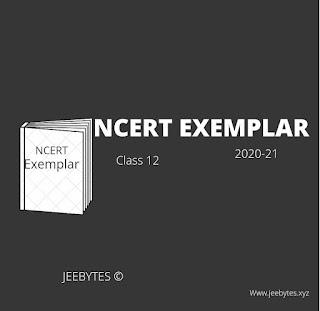 NCERT EXEMPLAR 2020-21