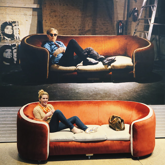 The Andy Warhol Museum in Pittsburgh Pennsylvania
