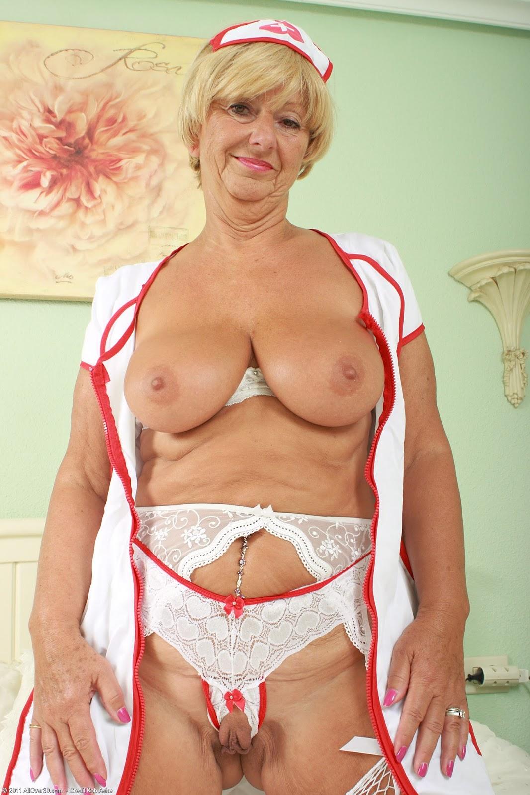 Granny nurse porn