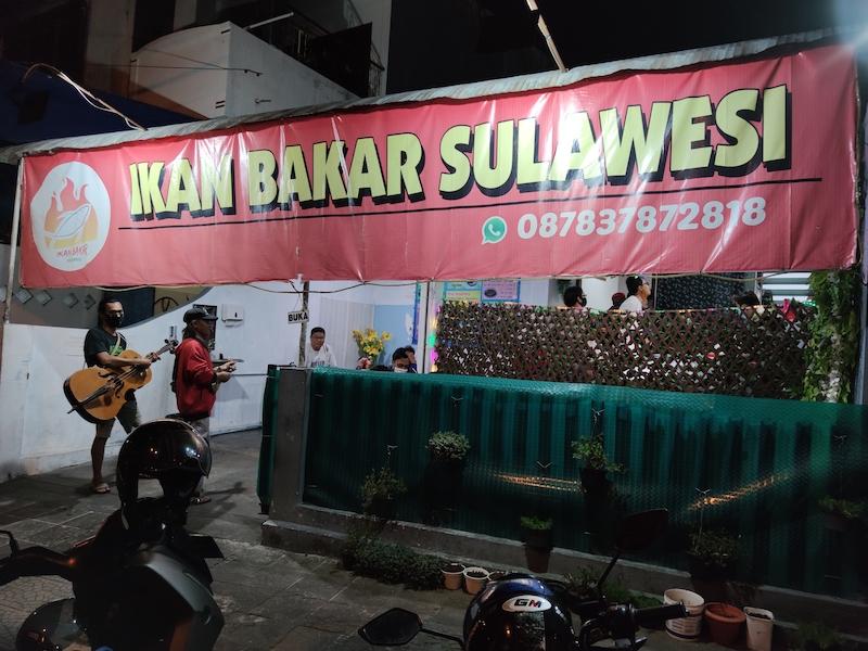 Sajian Lezat Ikan Bakar Sulawesi di Salatiga