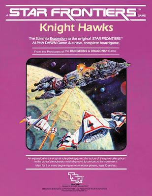 Star Frontiers: Knight Hawks