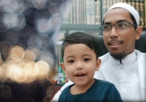 Donasi untuk Istri dan Anak Ustadz Maaher Mencapai 400 Juta