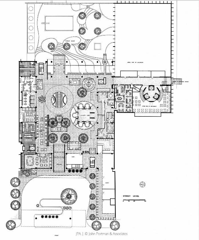 Hidden Architecture: Hyatt Regency Atlanta