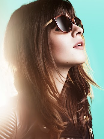 3dbe3e8dc841 Burberry Eyewear Spark Collection 2013 featuring Coastal Cities