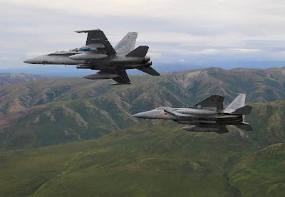 Pertempuran Udara Amerika Hadapi Kelemahan Serius