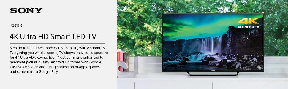 Bestseller TV Reviews: Sony 55-Inch 4K Ultra HD Smart LED TV