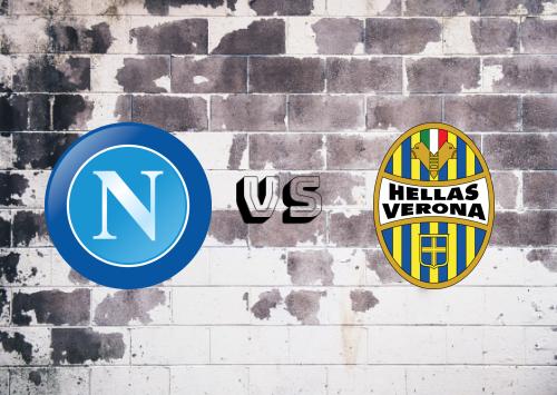 Napoli vs Hellas Verona  Resumen y Partido Completo
