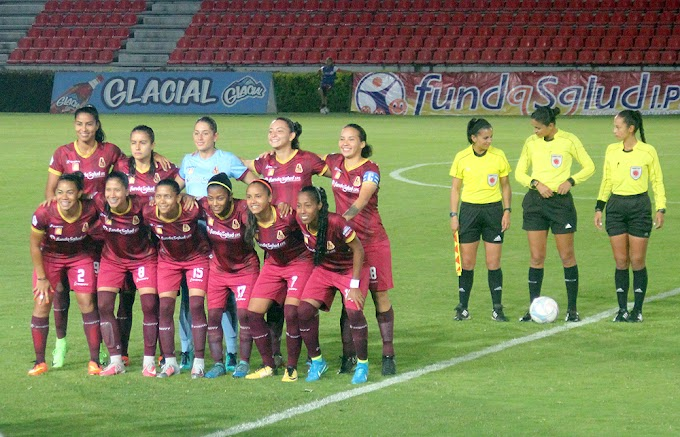 Definido sistema de campeonato de la Liga Femenina 2019: DEPORTES TOLIMA, en la zona del campeón