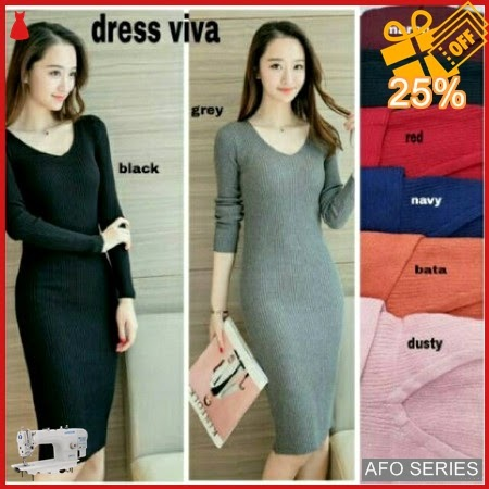 AFO365 Model Fashion Dress Viva Modis Murah BMGShop