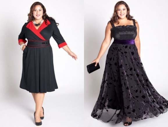 Plus Size Evening Gown