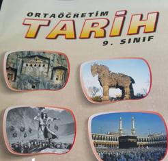 9. Sınıf Tarih Ders Kitabı Cevapları Ekoyay Yayınları