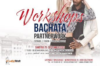 BACHATA WORKSHOP