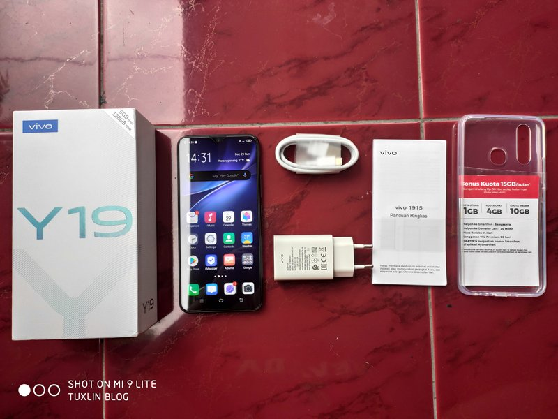 Paket Pembelian Vivo Y19