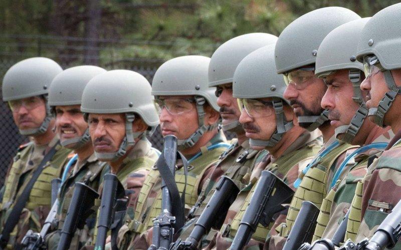 Indian Army - Ballistic Helmet - MKU Mukut - 01