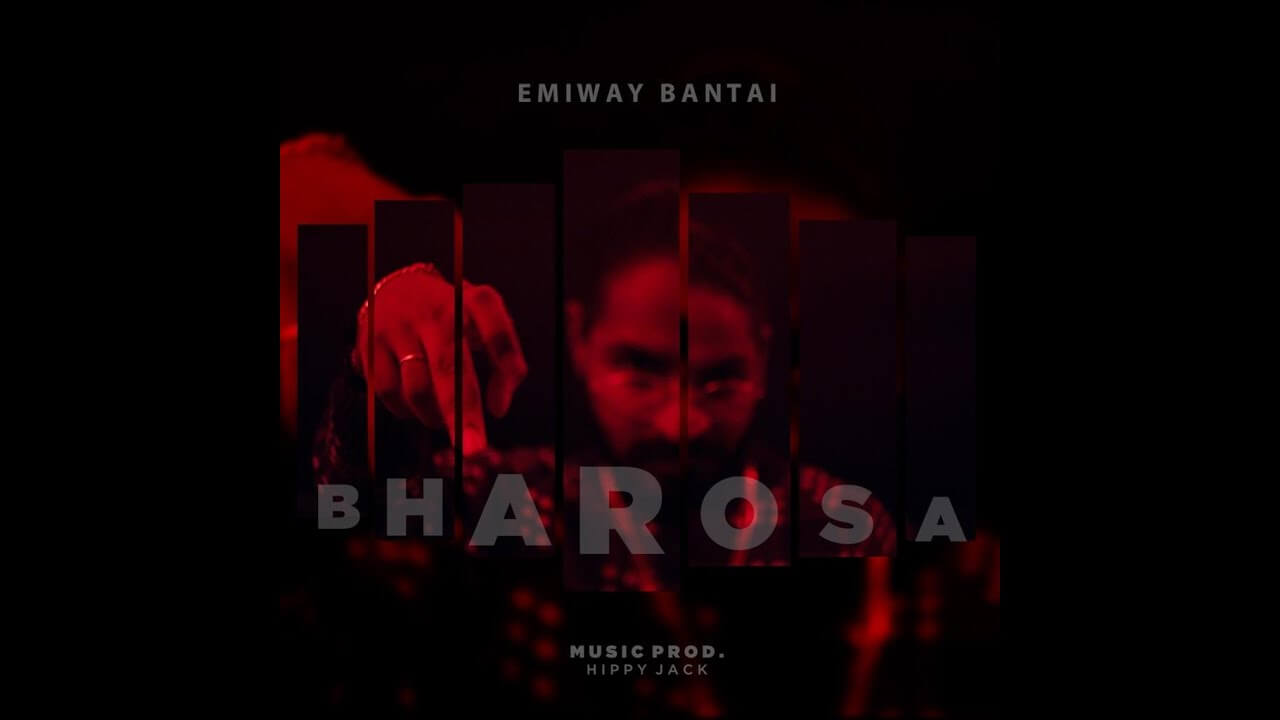 Bharosa Lyrics in Hindi emiway bantai