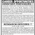 The University Of Karachi Jobs