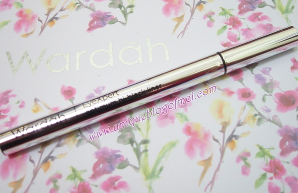 wardah Optimum Hi Black Liner Review #WardahXClozetteIDReview