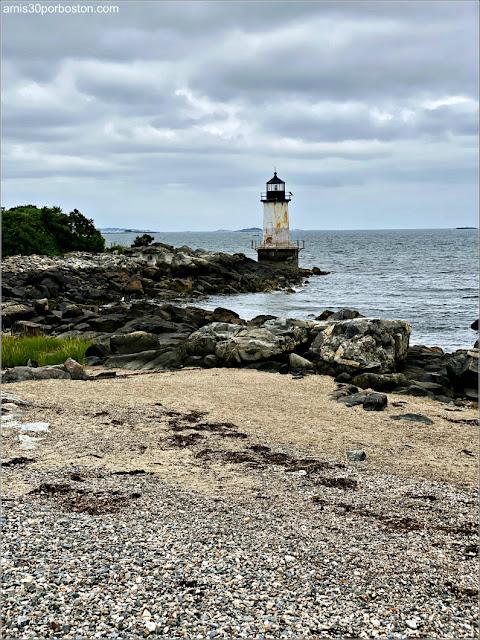 Fort Pickering (Winter Island) Lighthouse, Salem