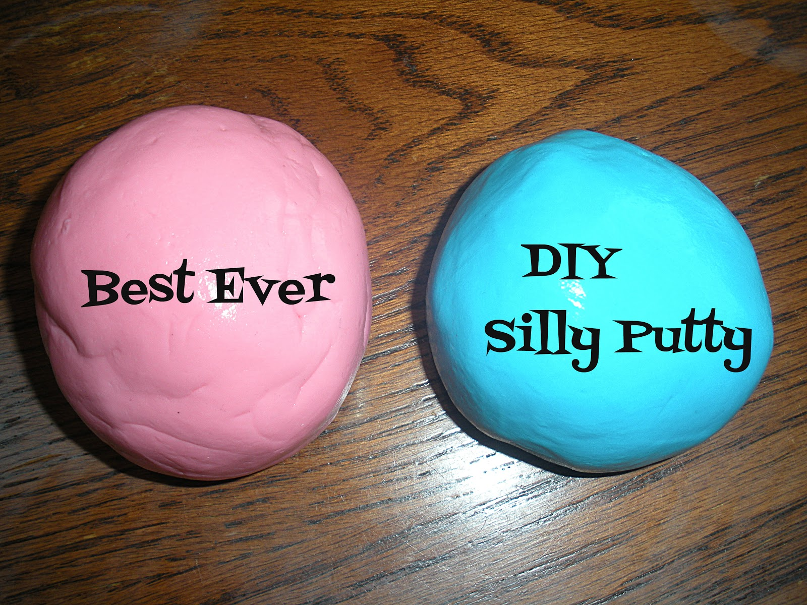 Paper Tape Pins Even Better Diy Silly Putty