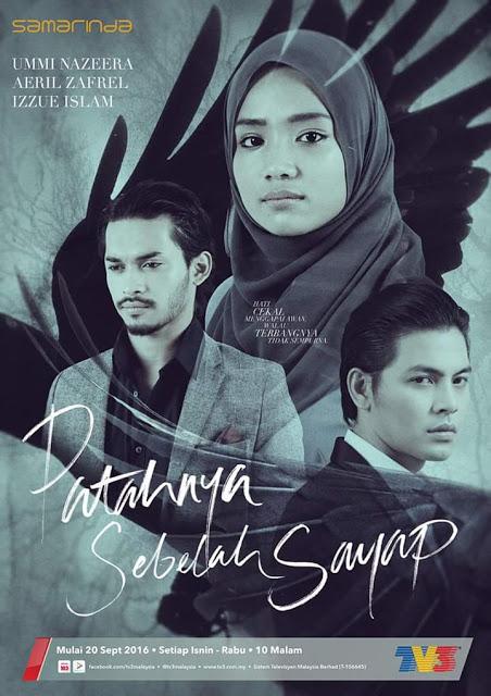 Sinopsis drama Patahnya Sebelah Sayap TV3, pelakon dan gambar drama Patahnya Sebelah Sayap TV3, Patahnya Sebelah Sayap episod akhir – episod 15