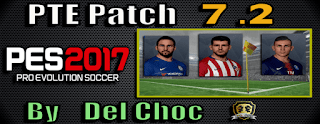 PES 2017 PTE Patch V7.2 Winter Transfers 2018-19 Unofficial