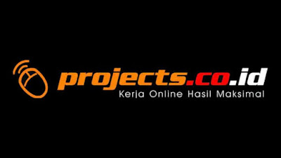 Projects.co.id- Daftar wwebssite freelancer di indonesia