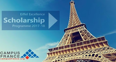 EIFFEL 2018 MBA Scholarship for Candidates Working in Emerging Countries
