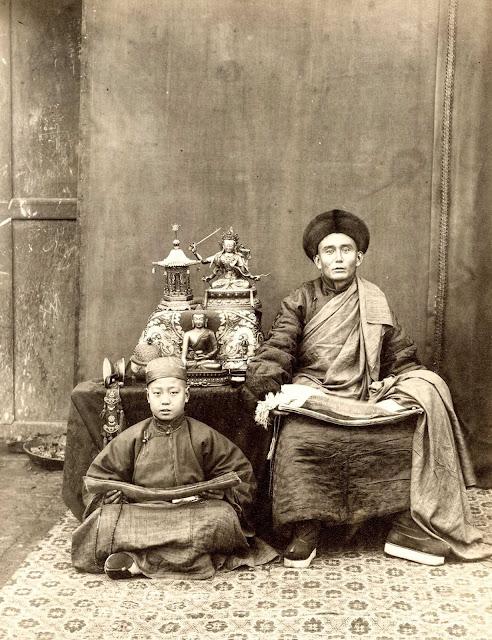 Fotografías antiguas de China (1870-1890)