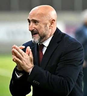 Gianluca Festa is currently coach of the Greek Super League side AEL