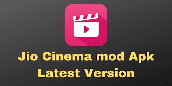Jio Cinema mod Apk Latest Version