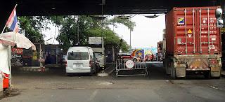 Thailand Malaysia border