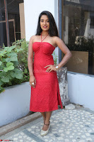 Mamatha sizzles in red Gown at Katrina Karina Madhyalo Kamal Haasan movie Launch event 207.JPG