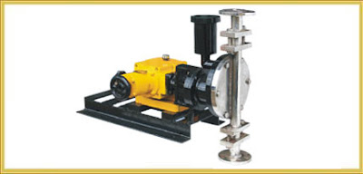 Metering-Dosing Pump Manufacturers India