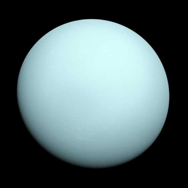 70 Weired Facts About Uranus in Hindi