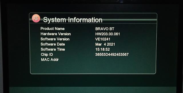 ECHOLINK BRAVO BT GX6605S HW203.00.061 NEW SOFTWARE WITH WIZARD SERVER OPTION