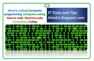 machine code | binary coding