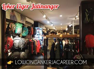 Lowongan Kerja Eiger Adventure Store Jatinangor