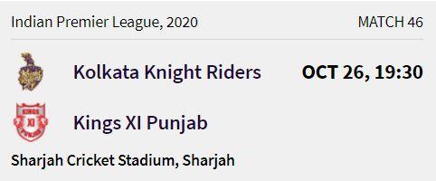 kings xi punjab match 12 ipl 2020