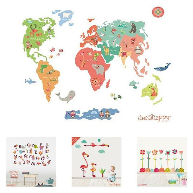 GabiLio Home and Garden: Children vinyle stickers
