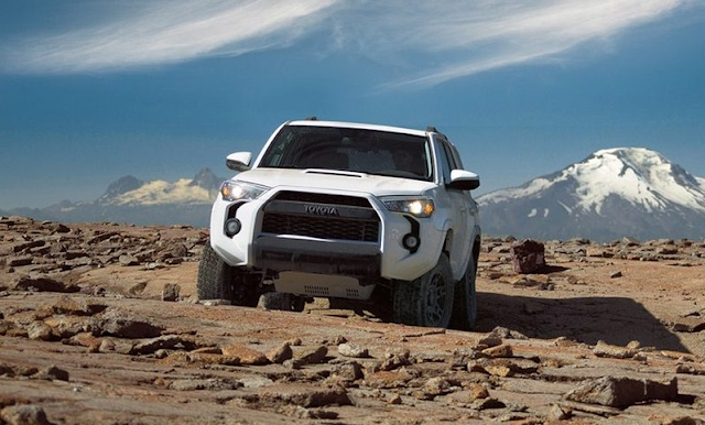 Toyota 4Runner 2018 Redesign