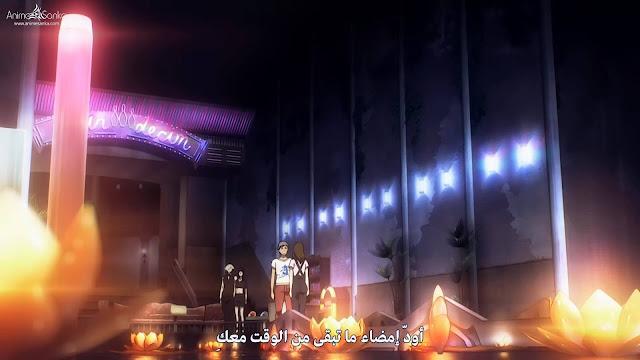جميع حلقات و اوفا انمى Death Parade BluRay مترجم أونلاين كامل تحميل و مشاهدة