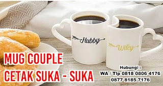 Mug Couple / mug pasangan