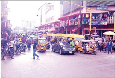 One killed,3 Injured during robbery operation in Balogun Market
