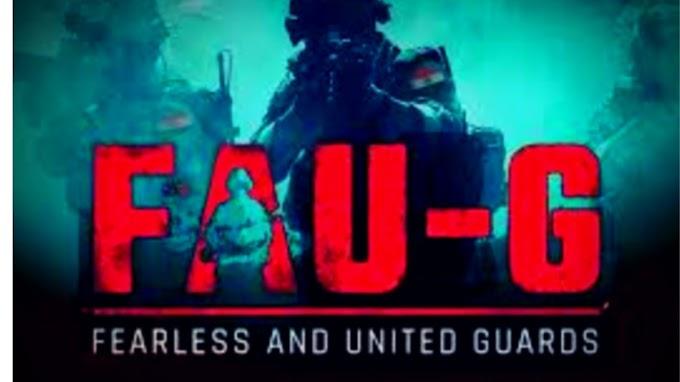 हो रहा है आज india में FAU-G गेम release जाने इसके बारे में