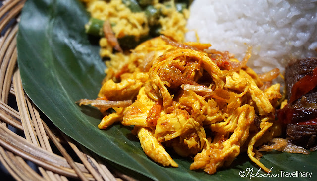 home made authentic balinese ayam sisit