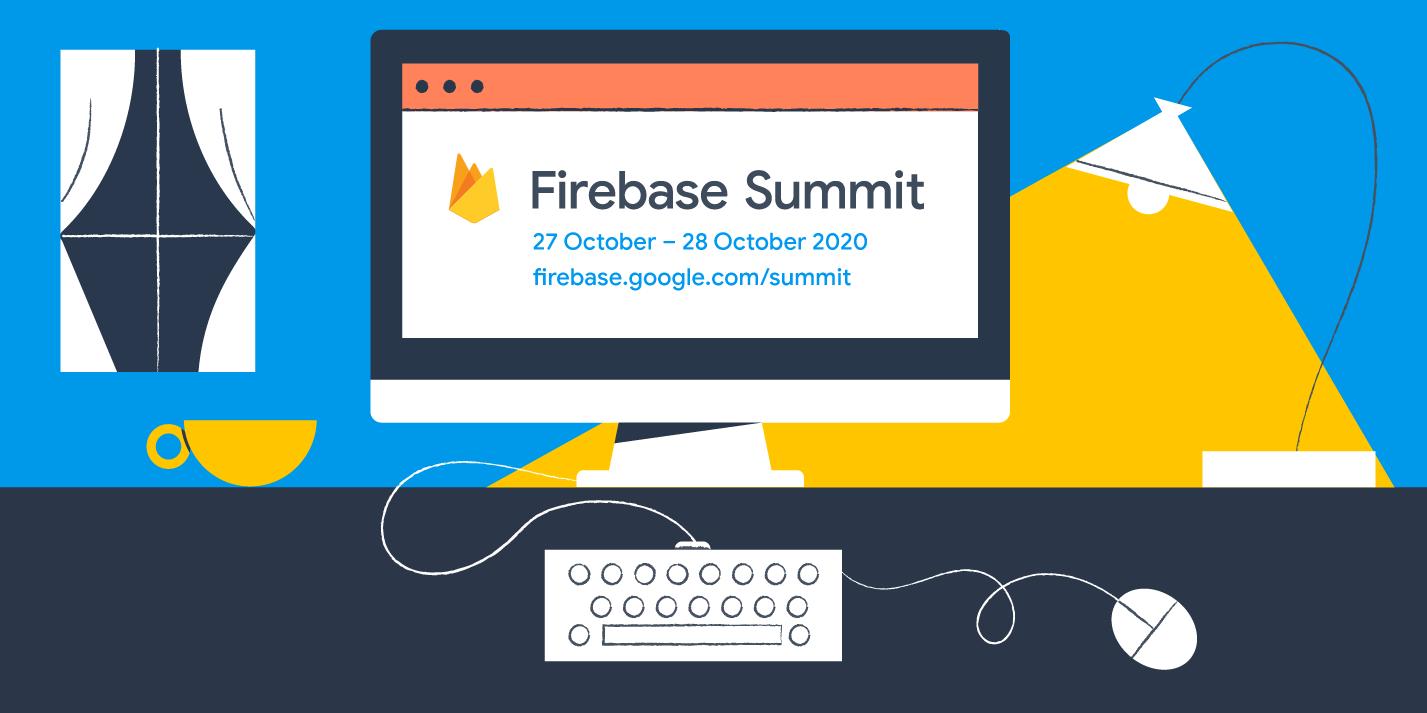 Firebase Summit 2020 banner