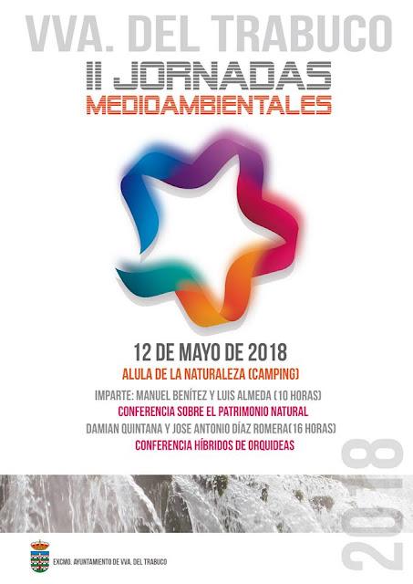II Jornadas Medioambientales en Villanueva del Trabuco