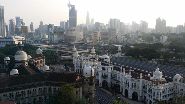 Bangunan Lama dan Bangunan Baru