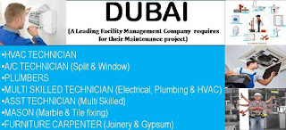 Fakhruddin Integrated Services Property Maintenance Company in Dubai Recruitment For ITI and Diploma Holders